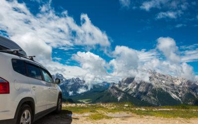 Få bilen klar til den lange køretur til alperne