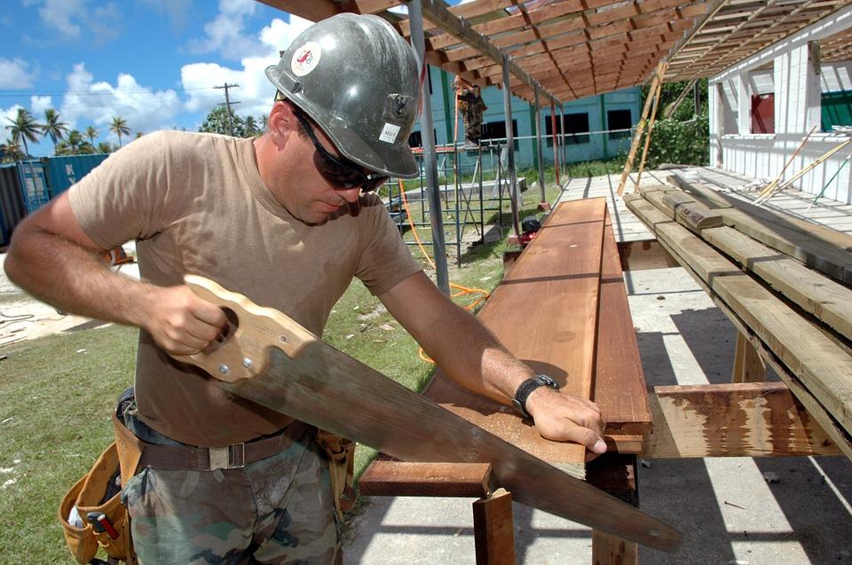 Udenlandske håndværkere er stærkt eftertragtede