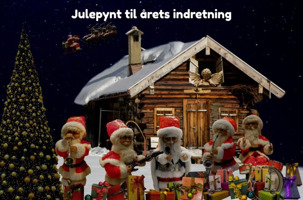 Julepynt til årets indretning